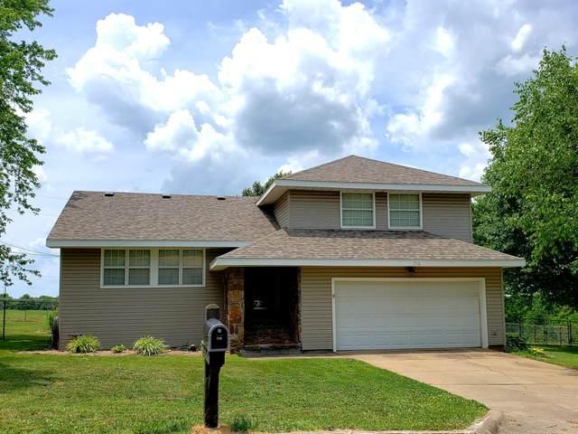 710 Crestview Drive, Monett, MO 65708 (MLS #60166569) :: Clay & Clay Real Estate Team