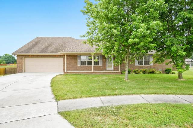 420 N Rita Court, Nixa, MO 65714 (MLS #60166678) :: Sue Carter Real Estate Group