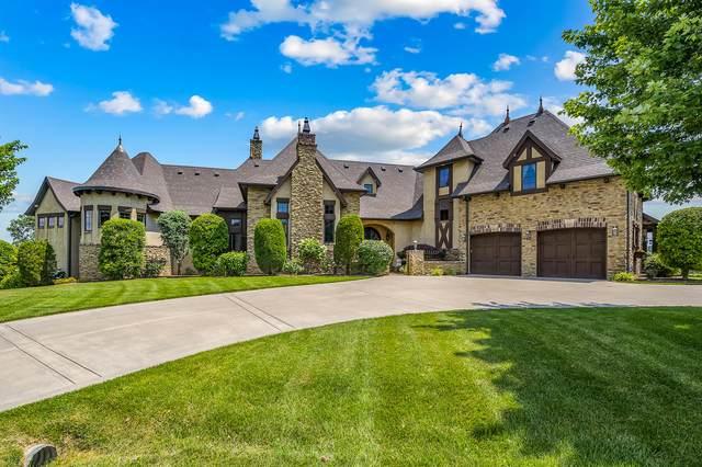 1210 Newbury Road, Reeds Spring, MO 65737 (MLS #60166679) :: Sue Carter Real Estate Group