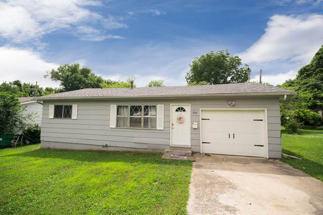 533 S Monte Vista Avenue, Springfield, MO 65802 (MLS #60166750) :: Clay & Clay Real Estate Team
