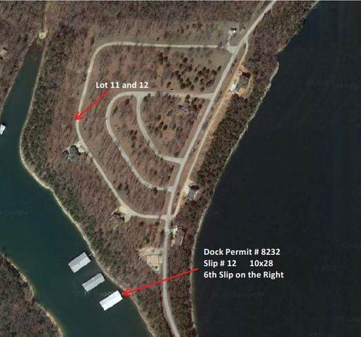 Lot 11&12 Mill Creek Drive, Shell Knob, MO 65747 (MLS #60166841) :: Team Real Estate - Springfield