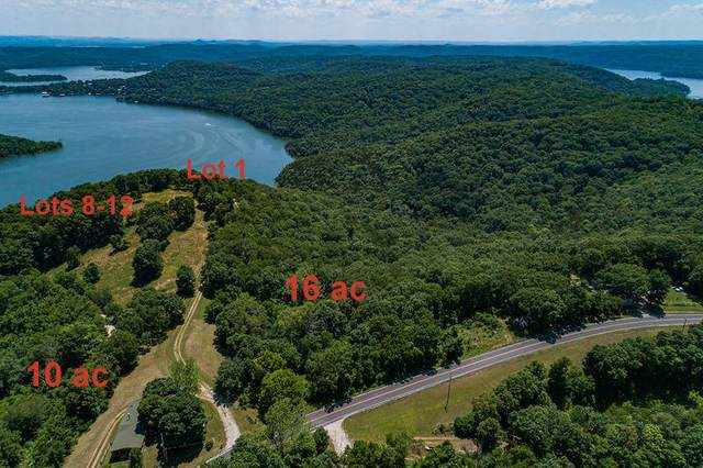 233 Cliffside Estates Lots 1, 8-12, Galena, MO 65656 (MLS #60166901) :: Sue Carter Real Estate Group