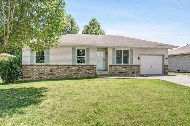 1492 W Daniels Street, Ozark, MO 65721 (MLS #60166927) :: The Real Estate Riders