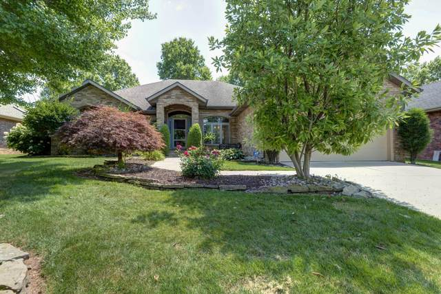 1136 E National Place Boulevard, Springfield, MO 65810 (MLS #60166960) :: Sue Carter Real Estate Group