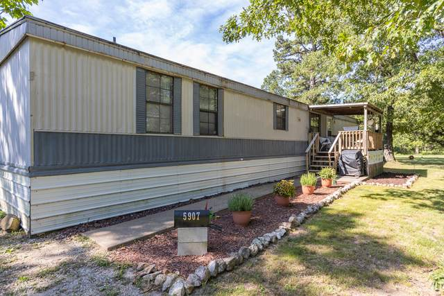 5907 State Hwy Jj, Hollister, MO 65672 (MLS #60166972) :: Clay & Clay Real Estate Team
