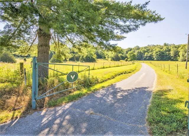 672 Hilburn Lane, Washburn, MO 65772 (MLS #60167028) :: Sue Carter Real Estate Group