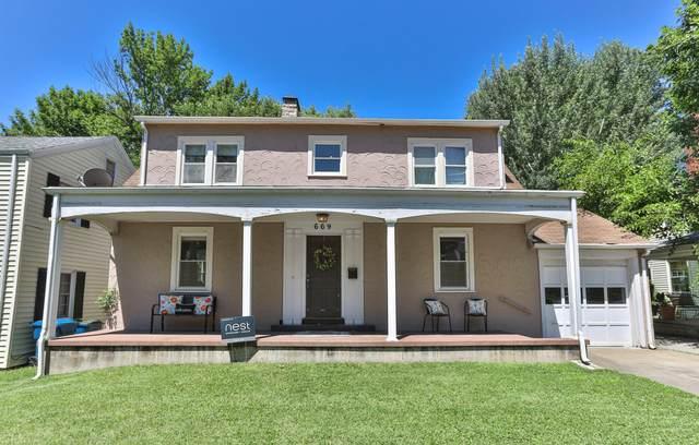 669 S Mccann Avenue, Springfield, MO 65804 (MLS #60167033) :: The Real Estate Riders
