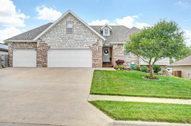 424 N Harrington Drive, Republic, MO 65738 (MLS #60167072) :: Team Real Estate - Springfield
