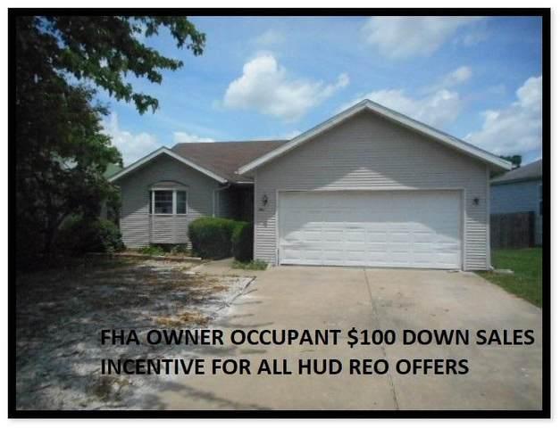 981 W Birch Street, Nixa, MO 65714 (MLS #60167088) :: Weichert, REALTORS - Good Life