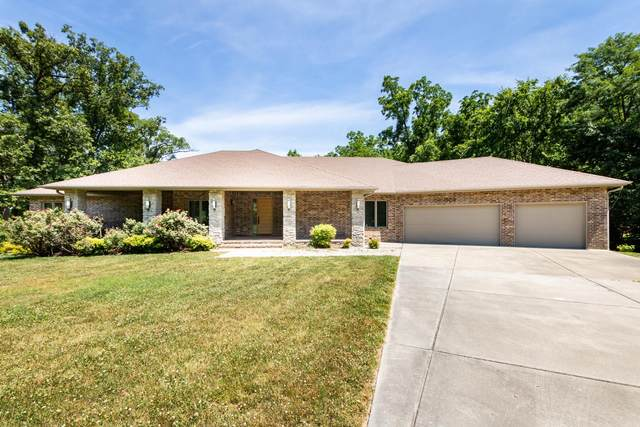 1909 S Shady Hill Lane, Springfield, MO 65809 (MLS #60167115) :: Sue Carter Real Estate Group