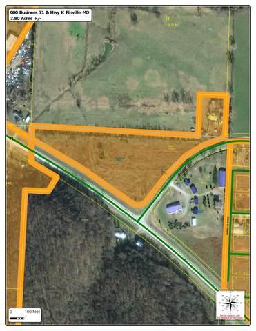 000 Bus Hwy 71 & Hwy K, Pineville, MO 64856 (MLS #60167188) :: Sue Carter Real Estate Group