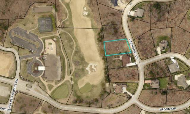 Tbd Pinehurst Lot 5, Branson, MO 65616 (MLS #60167202) :: Clay & Clay Real Estate Team