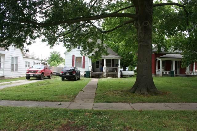 600 E Benton, Monett, MO 65708 (MLS #60167214) :: Team Real Estate - Springfield