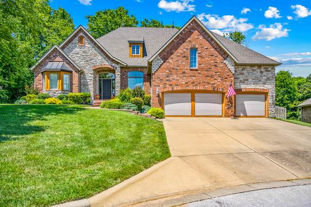 2431 E Southview Court, Ozark, MO 65721 (MLS #60167241) :: Weichert, REALTORS - Good Life
