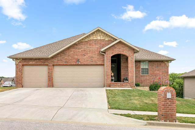 1201 E Highview Drive, Ozark, MO 65721 (MLS #60167269) :: Sue Carter Real Estate Group