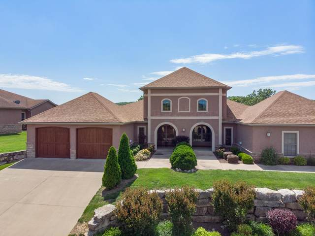123 N Tuscany Drive, Hollister, MO 65672 (MLS #60167275) :: Sue Carter Real Estate Group