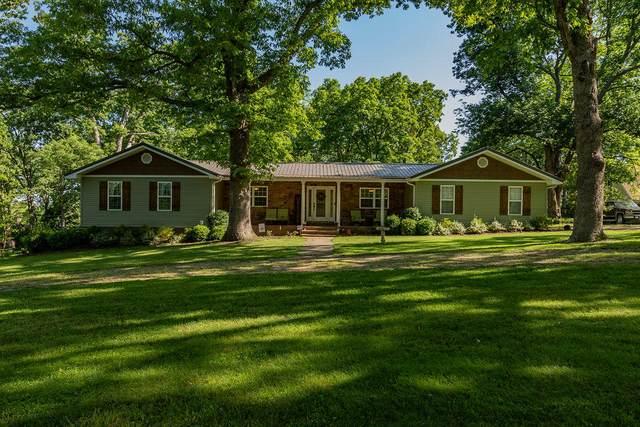 473 Kansas Drive, Ozark, MO 65721 (MLS #60167277) :: Sue Carter Real Estate Group