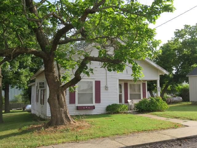 111 W Main Street, Humansville, MO 65674 (MLS #60167281) :: Sue Carter Real Estate Group