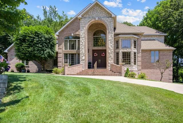 4387 E Bogey Court, Springfield, MO 65809 (MLS #60167370) :: Sue Carter Real Estate Group
