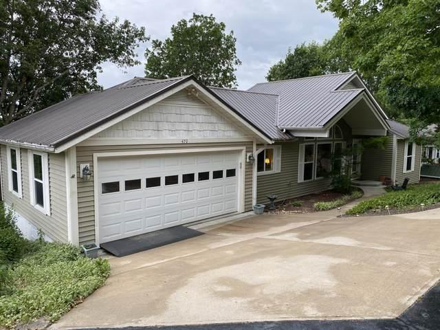 470 Slane Chapel Road, Reeds Spring, MO 65737 (MLS #60167402) :: Sue Carter Real Estate Group