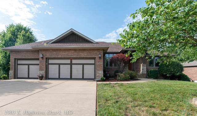 1903 E Highview Drive, Ozark, MO 65721 (MLS #60167410) :: Sue Carter Real Estate Group