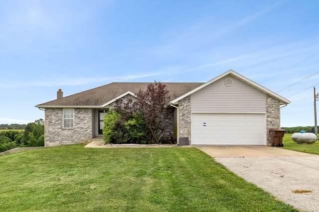 188 Bear Ridge, Highlandville, MO 65669 (MLS #60167420) :: Weichert, REALTORS - Good Life