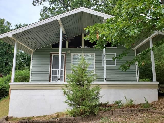 211 Kansas Avenue, Rockaway Beach, MO 65740 (MLS #60167437) :: Clay & Clay Real Estate Team
