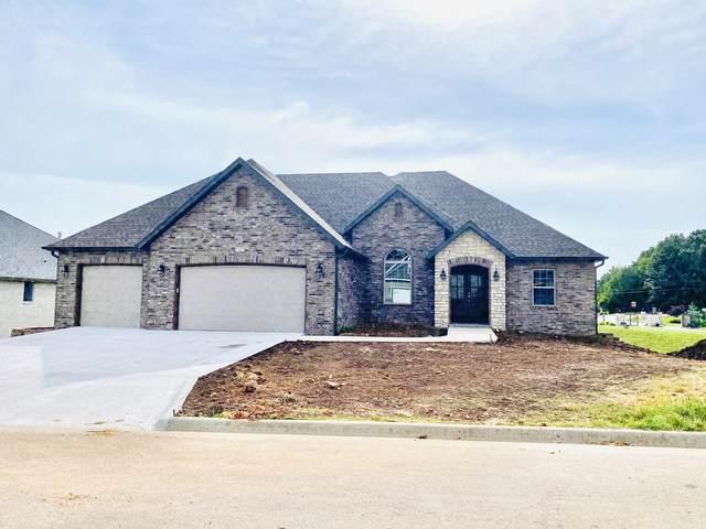 727 S Thornridge Drive, Springfield, MO 65809 (MLS #60167464) :: Sue Carter Real Estate Group