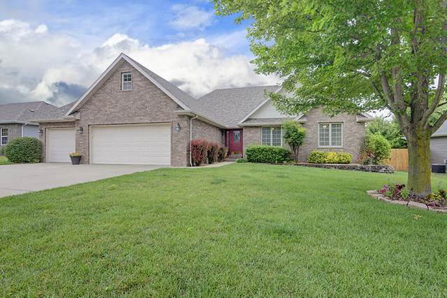 923 N Ridgemont Road, Republic, MO 65738 (MLS #60167465) :: Team Real Estate - Springfield