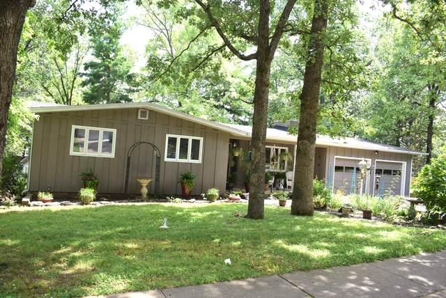 411 Cottage Lane, Neosho, MO 64850 (MLS #60167479) :: Team Real Estate - Springfield