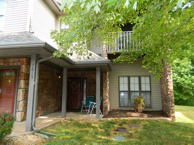 7815 Cozy Cove Road #15, Branson, MO 65616 (MLS #60167485) :: Weichert, REALTORS - Good Life