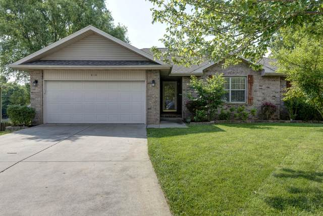 810 S Brookwood Court, Nixa, MO 65714 (MLS #60167489) :: Sue Carter Real Estate Group