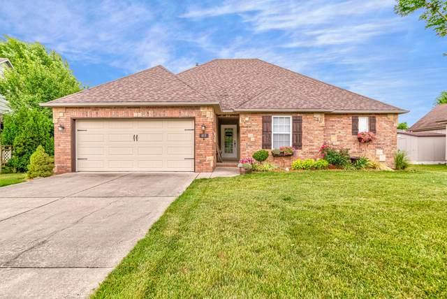 813 E Bayshore Drive, Ozark, MO 65721 (MLS #60167562) :: Sue Carter Real Estate Group