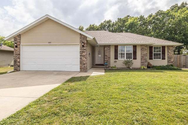 207 N Dixie Avenue, Clever, MO 65631 (MLS #60167565) :: Sue Carter Real Estate Group