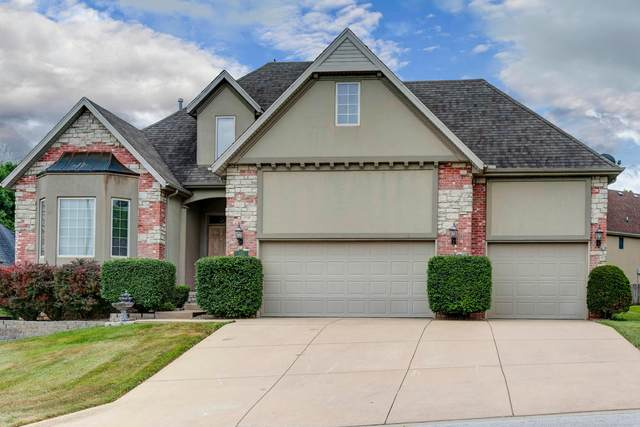 1052 S Carriage Avenue, Springfield, MO 65809 (MLS #60167576) :: Sue Carter Real Estate Group
