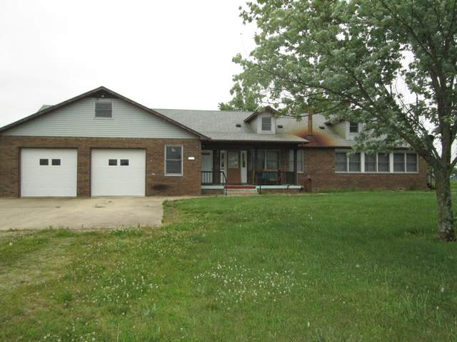 13961 State Highway 38, Marshfield, MO 65706 (MLS #60167588) :: Sue Carter Real Estate Group