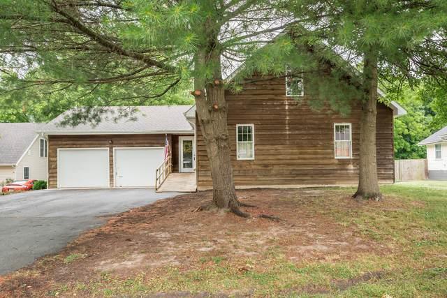 120 Allen Street, Marshfield, MO 65706 (MLS #60167607) :: Sue Carter Real Estate Group