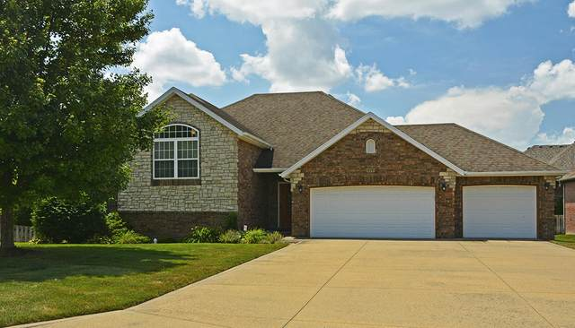 1451 Cromwell Court, Springfield, MO 65802 (MLS #60167642) :: Sue Carter Real Estate Group