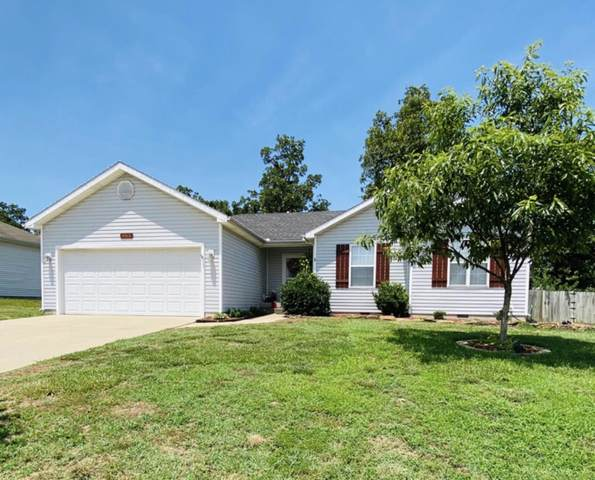 4313 W 27th Place, Joplin, MO 64804 (MLS #60167670) :: Weichert, REALTORS - Good Life