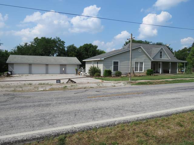 1104 Main Street, Golden City, MO 64748 (MLS #60167685) :: Sue Carter Real Estate Group