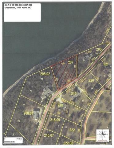 000-Lot 14 Green Shores Dr, Shell Knob, MO 65747 (MLS #60167692) :: Sue Carter Real Estate Group