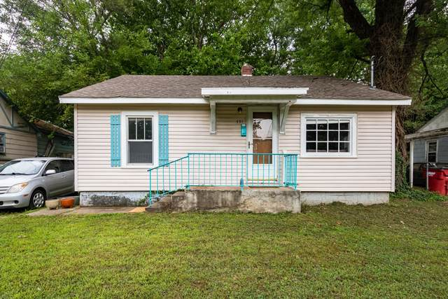 651 S Warren Avenue, Springfield, MO 65802 (MLS #60167752) :: Winans - Lee Team | Keller Williams Tri-Lakes