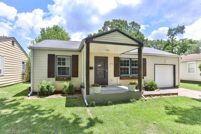 818 N Farmer Avenue, Springfield, MO 65802 (MLS #60167764) :: Clay & Clay Real Estate Team