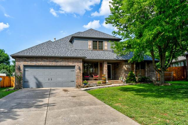 3351 W Birchwood Court, Springfield, MO 65807 (MLS #60167779) :: Clay & Clay Real Estate Team