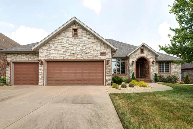 3331 E Manitoo Street, Springfield, MO 65804 (MLS #60167854) :: Sue Carter Real Estate Group