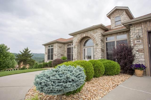 360 Black Rock Drive, Hollister, MO 65672 (MLS #60167879) :: Sue Carter Real Estate Group