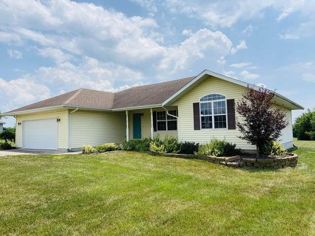 1538 Sunny Acres Place, Bolivar, MO 65613 (MLS #60168010) :: Team Real Estate - Springfield