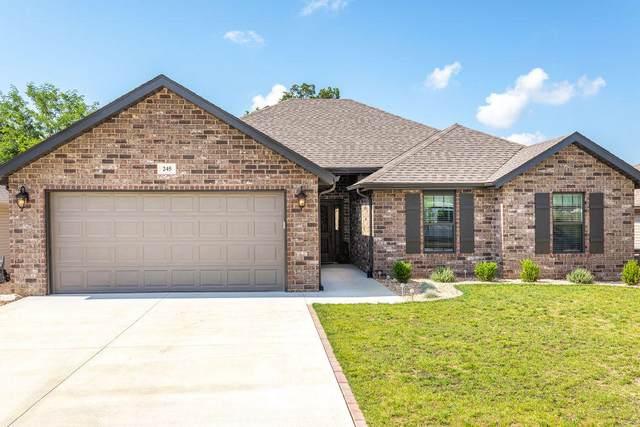 245 Redwine Circle, Branson, MO 65616 (MLS #60168027) :: Team Real Estate - Springfield