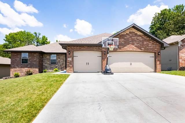 961 E Lakota Street, Nixa, MO 65714 (MLS #60168062) :: The Real Estate Riders