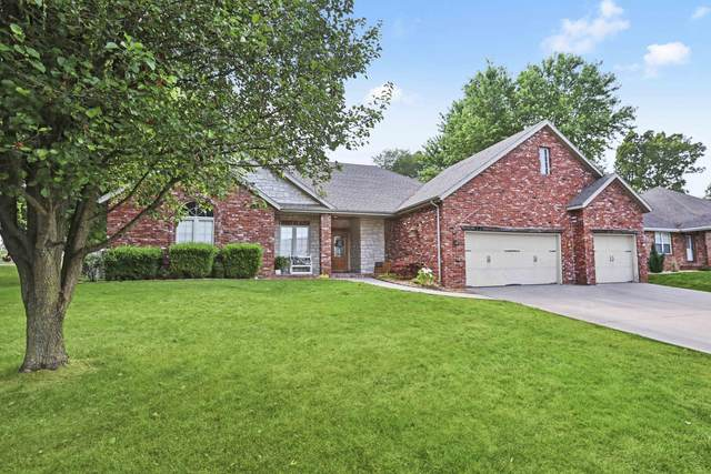 481 Tiffany Boulevard, Nixa, MO 65714 (MLS #60168088) :: Clay & Clay Real Estate Team